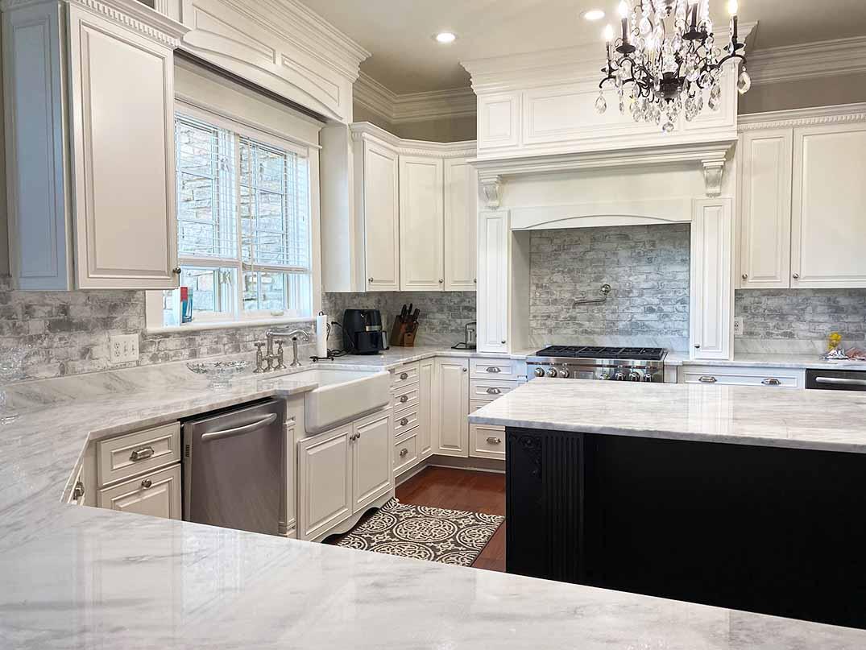 Kitchen Remodel by Sanfio Designs